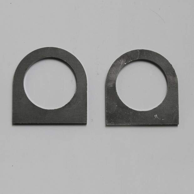 Wrap Around Bushing Tabs