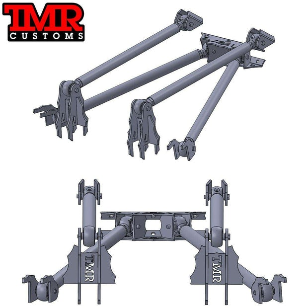 Rockwell 2.5 TON Triangulated 4 Link Kit