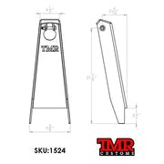 Universal Front Coilover/Shock/Strut Towers - EXTENDED HEIGHT