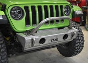 Jeep Wrangler JL & JT GLADIATOR Front Bumper With Flat Tube