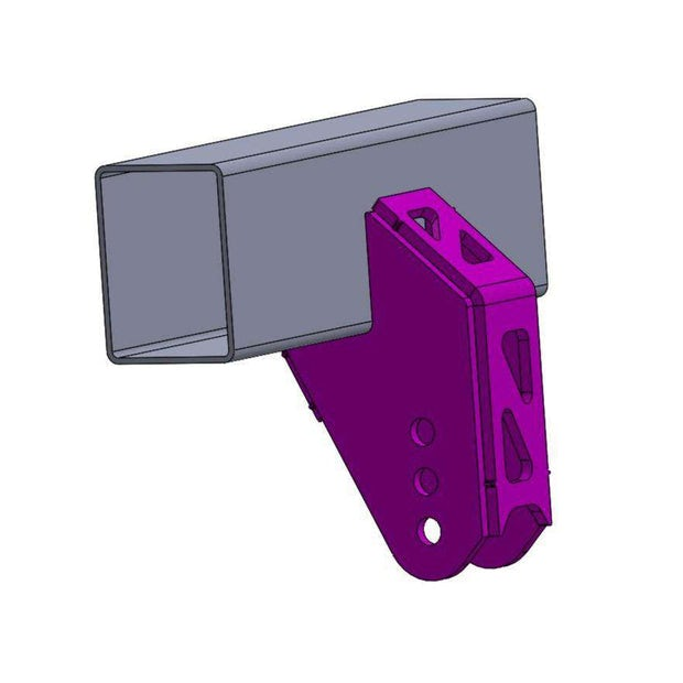 Adjustable Track Bar Bracket - Frame Mount