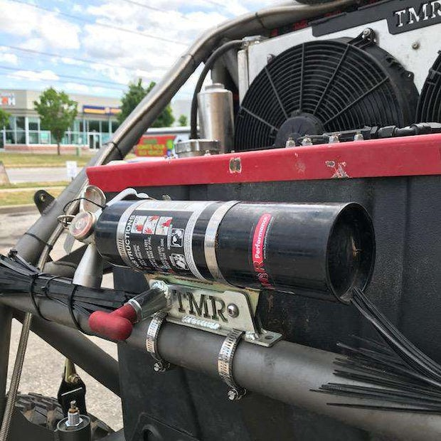 Rapid Release Fire Extinguisher Mount - DIY KIT