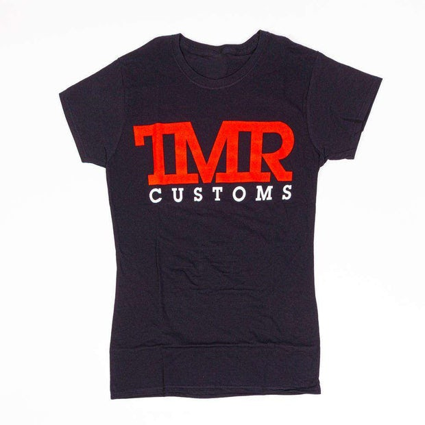 TMR Customs T-Shirt - WOMENS