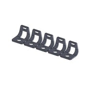 Bolt On Zip Tie Tab/Cable Tie Tab - 10 Pack