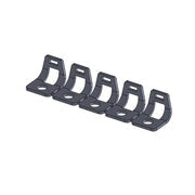Bolt On Zip Tie Tab/Cable Tie Tab - 50 Pack