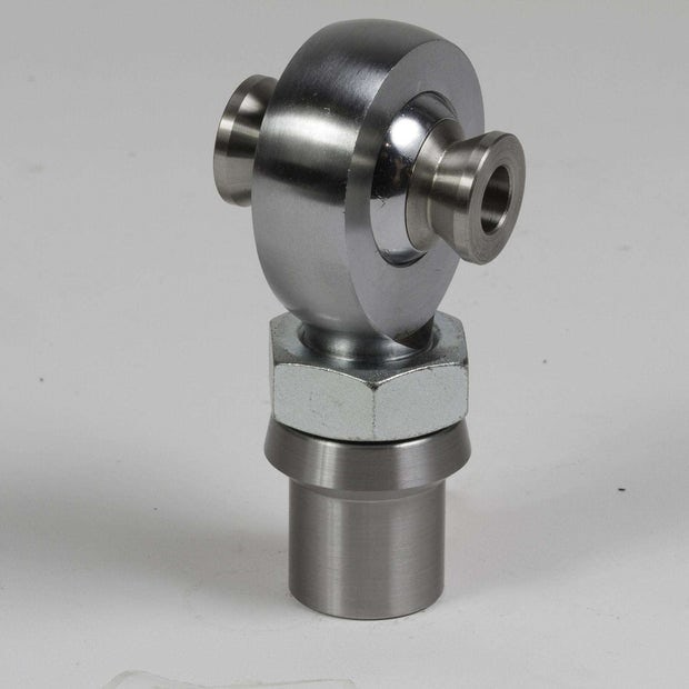 "7/8"" Rod End Package with Round Tube Adapter"