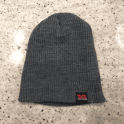 TMR Dock Beanie - Charcoal Heather