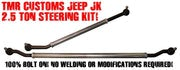 2.5 TON Jeep JK Steering Kit - 7075 ALUMINUM