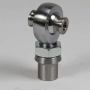 "3/4"" Rod End Package with Round Tube Adapter"