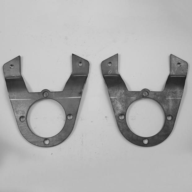 14 Bolt Rear Disc Conversion Brackets