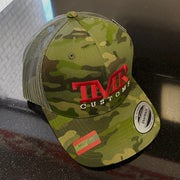 TMR Customs Tropic Multicam Trucker Hat