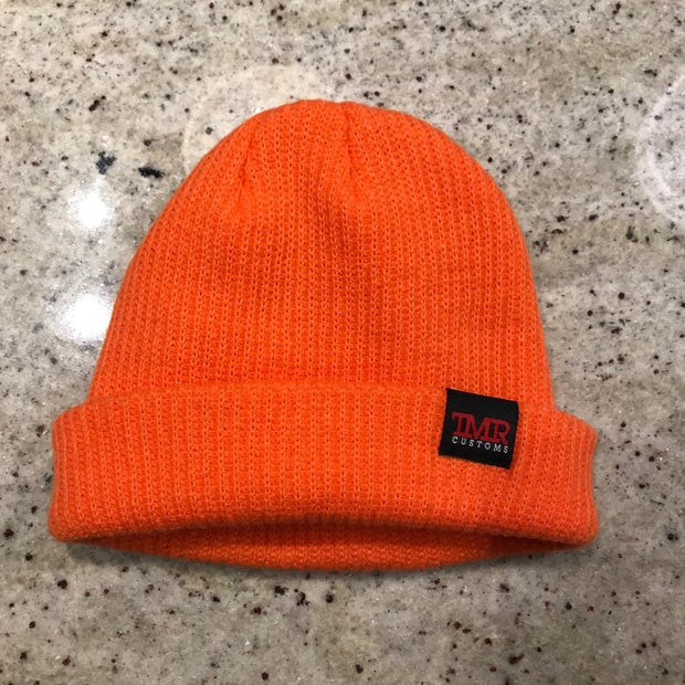 TMR Dock Beanie - Orange