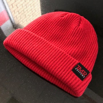 TMR Dock Beanie - Red